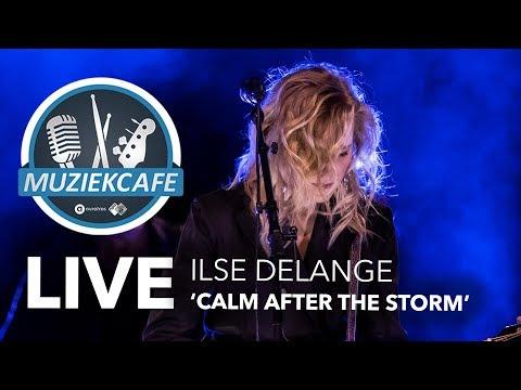 Ilse DeLange - 'Calm After The Storm' live bij Muziekcafé