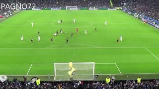 JUVENTUS Vs Tottenham Hotspur  Goal Higuaín 1-0