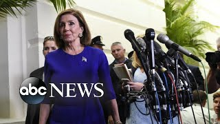 Nancy Pelosi demands full whistleblower complaint