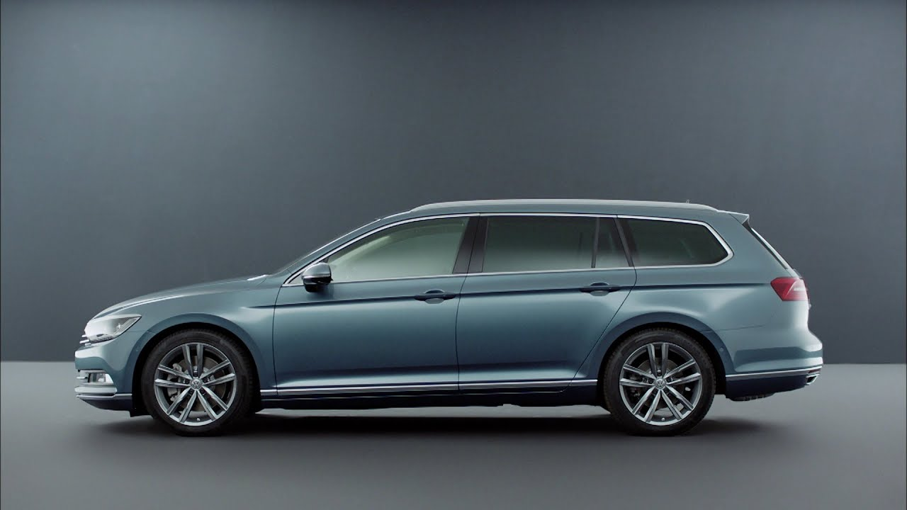 New 2015 Volkswagen Passat Variant - YouTube