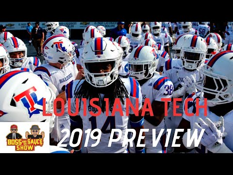 louisiana-tech-football-2019-preview-|-boss-and-da-sauce-show-ncaaf
