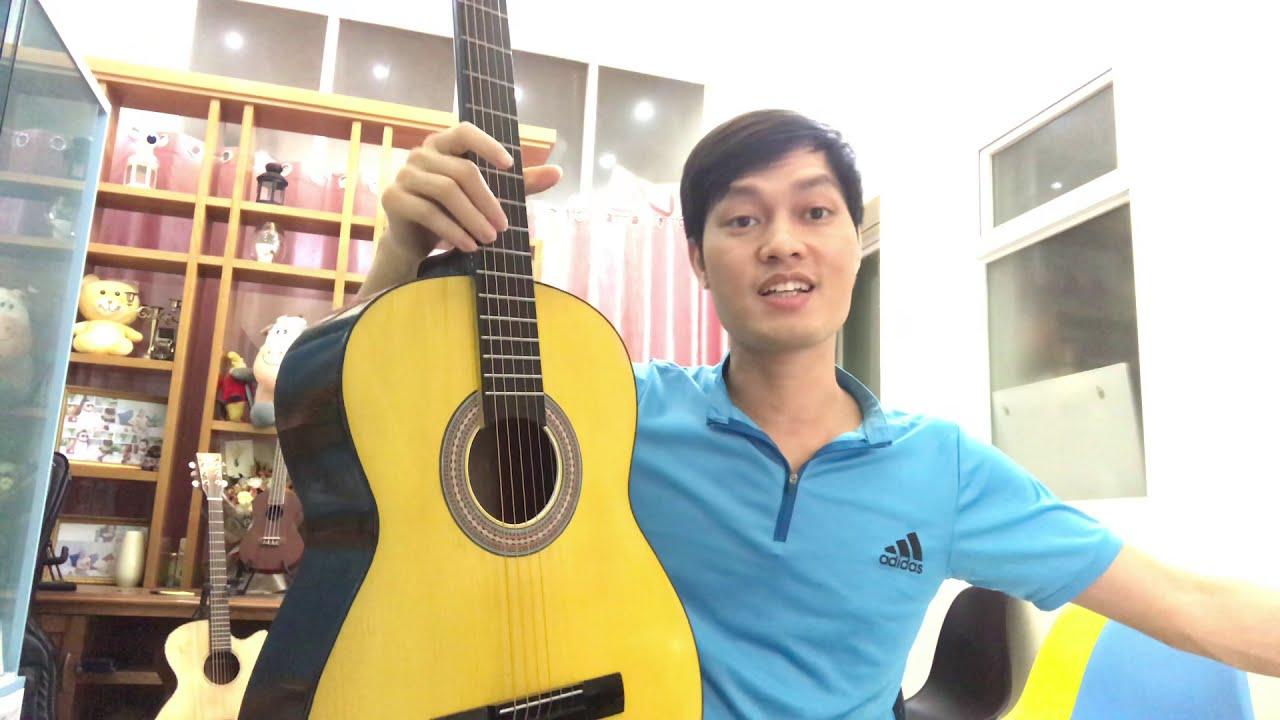 [Guitar] 3 cây đàn Guitar giá rẻ nhất Guitar isaac