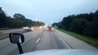 BigRigTravels LIVE! Belvidere, Illinois to delivery in Madison, Wisconsin I-90 West-July 1, 2019
