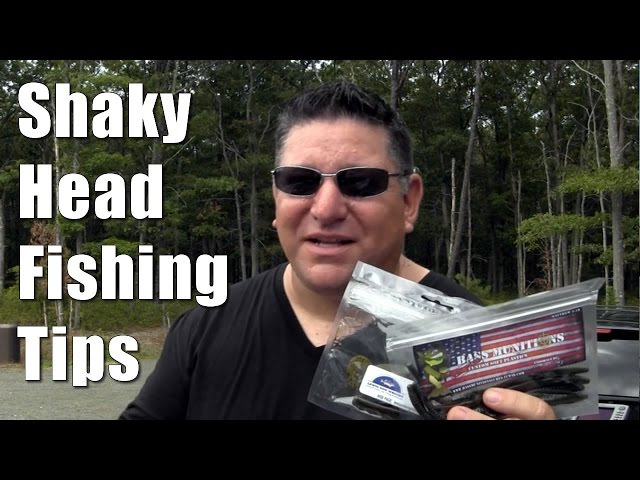 Shaky Head Bass Fishing Tips MTB July 2016