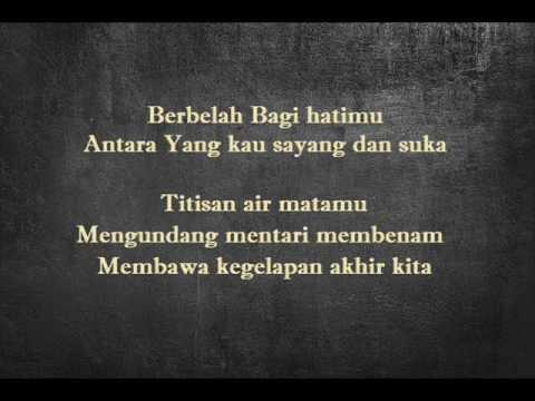 Haikal Ali - Bertemu Kembali (Lirik) (OST Pinggan Tak Retak Nasi Tak Dingin)