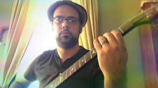 the way i am - by ingrid michaelson - fingerstyle baritone guitar cover