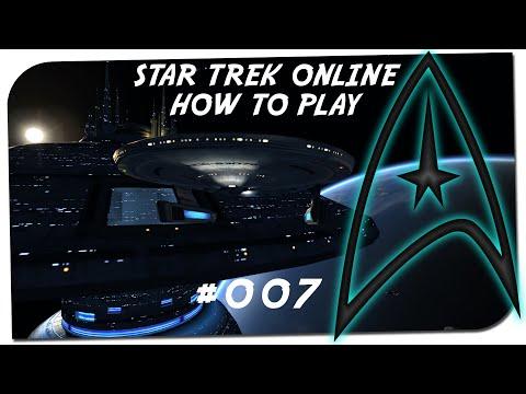 STAR TREK ONLINE =/\= How to Play   Die Flotte wo ist was zu finden?