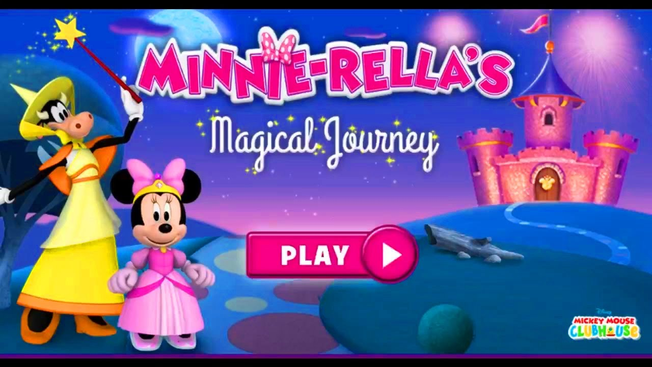 Mickey Mouse Clubhouse: Minnie-Rella's Magical Journey | Disney Junior Gameplay