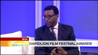 DISCUSSION: RapidLion Film festival with Eric Miyeni
