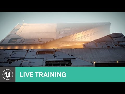 Rebirth: Worldbuilding with Houdini | Live from HQ | Inside Unreal