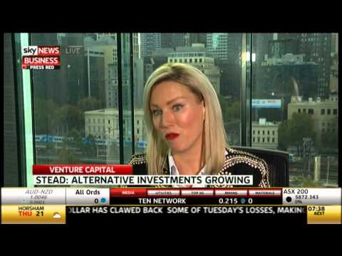 Sky Business News - Interview with Dr Elaine Stead, Investment Director, Blue Sky Venture Capital