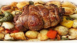 Как приготовить филе баранины. | How to cook lamb fillet.