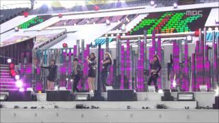 4Minute - MUZIK, 포미닛 - 뮤직, Music Core 20091205