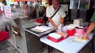 Steamed Rice Rolls - Miri, Sarawak, Malaysia