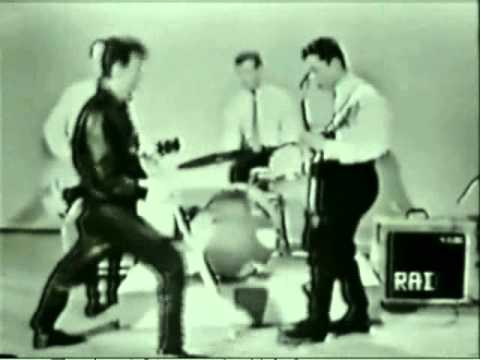 Race with the devil - Gene Vincent & his blue caps