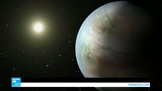 كوكب جديد يكاد يماثل الأرض على بعد 1400 سنة ضوئية !