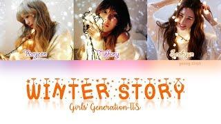 Girls' Generation-TTS - 겨울을 닮은 너 (Winter Story) Lyrics