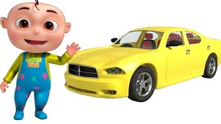 Learn Colors With Cars | Babies Painting Cars | VG Fun Videos For Kids