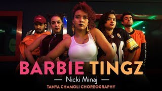Nicki Minaj - Barbie Tingz | Tanya Chamoli Dance Choreography | Commercial Hip Hop | Jazz Funk