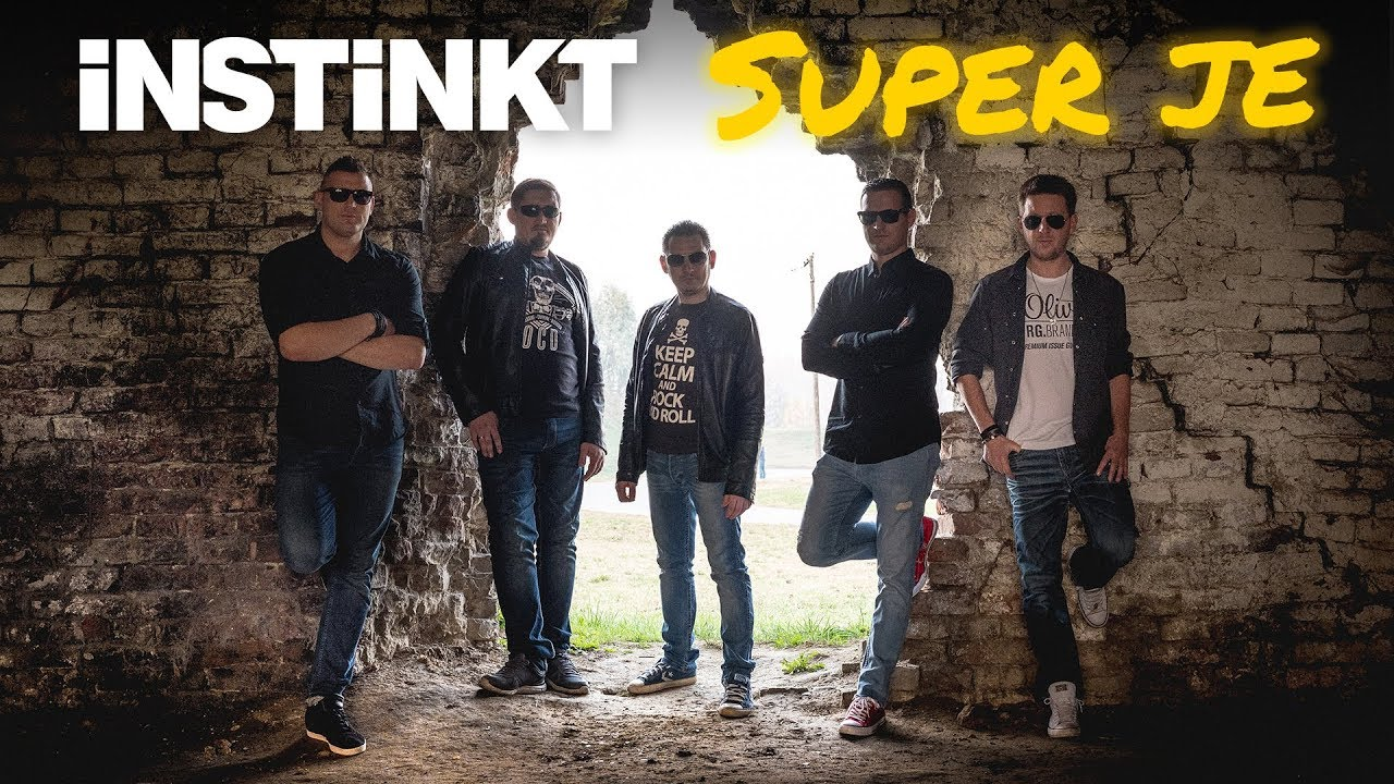 INSTINKT - SUPER JE (OFFICIAL VIDEO)
