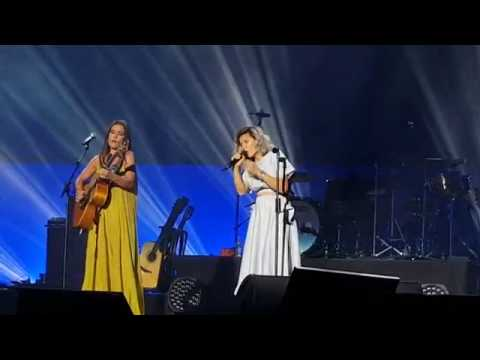 Elisa e Paola Turci - Hallelujah Amiche in Arena 19/09/2016