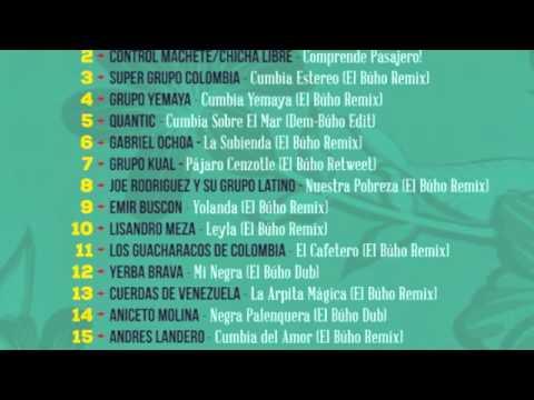 Quantic - Cumbia Sobre El Mar (El Buho Remix)
