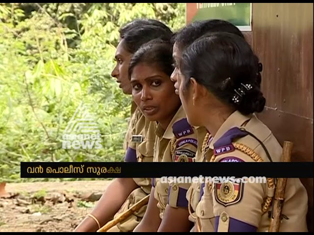 18000 police in Sabarimala for security