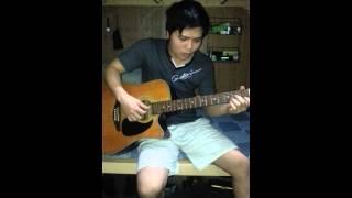 Chút thư tình người lính biển (ghita) - Đăng Hạnh