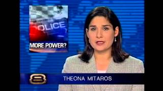 Eight National News 13th October 1999