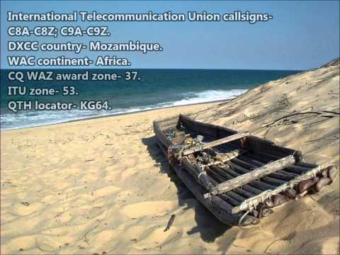C81AK Mozambique. From dxing.at-communication.com