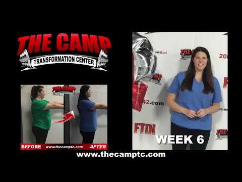 Sunrise FL Weight Loss Fitness 6 Week Pick Your Challenge Results - Kim Tegeler