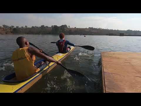 Gauteng Canoe Union K2 Marathon Champs 2019