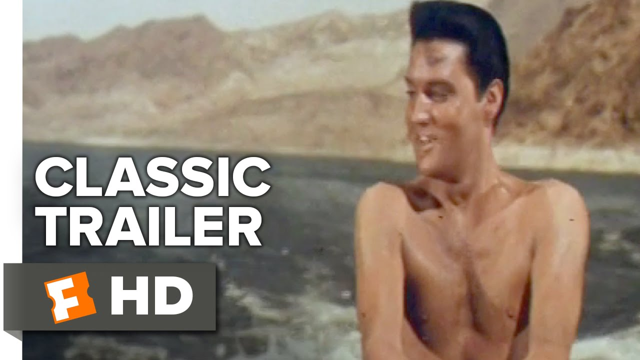 Viva Las Vegas Official Trailer #1 - Elvis Presley Movie (1964) HD