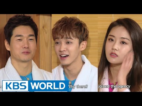 Happy Together - Yoo Jitae, Cha Yeryeon, Kim Suyong & more! (2015.01.22)