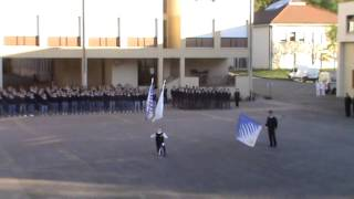 Lance drapeau
