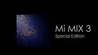Xiaomi Mi Mix 3 Edición especial - Especificación principal