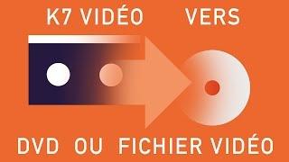 Tuto : sur video-transfert.com, le transfert d'une cassette vers DVD ou fichier numérisé