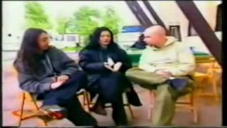 Lacuna Coil - Interview (Metalmania 1999)