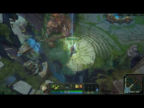 Chosen Master Yi Skin Spotlight - League of Legends - Be The Master 734