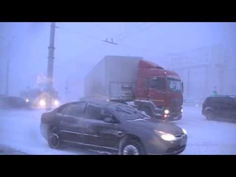 Снежный шторм «Хавер»