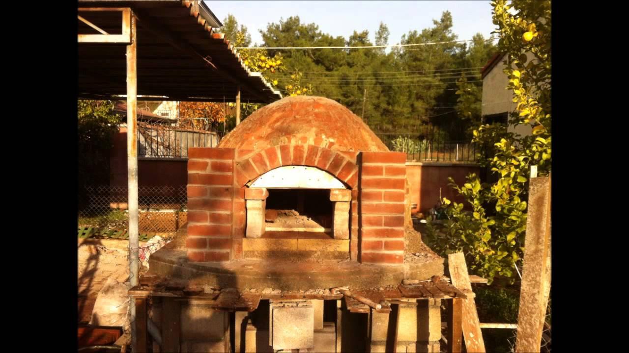 Taş Fırın Yapımı K 246 Y Fırını Pizza Fırını Brick Oven