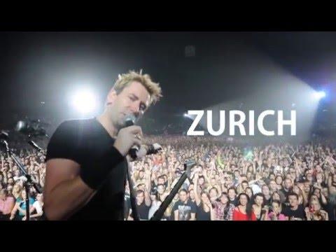 Nickelback: European Tour 2016