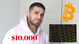 How To Deal With Financial Losses ( Stocks, Bitcoin, Cryptocurrency, Trading, Business, Forex)
