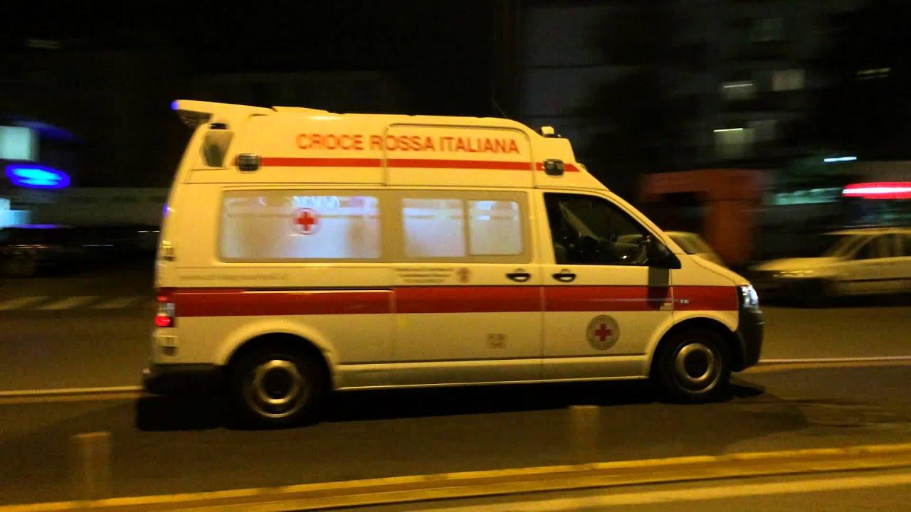 Croce rossa bagno a ripoli in sirena youtube - Misericordia bagno a ripoli ambulatori ...