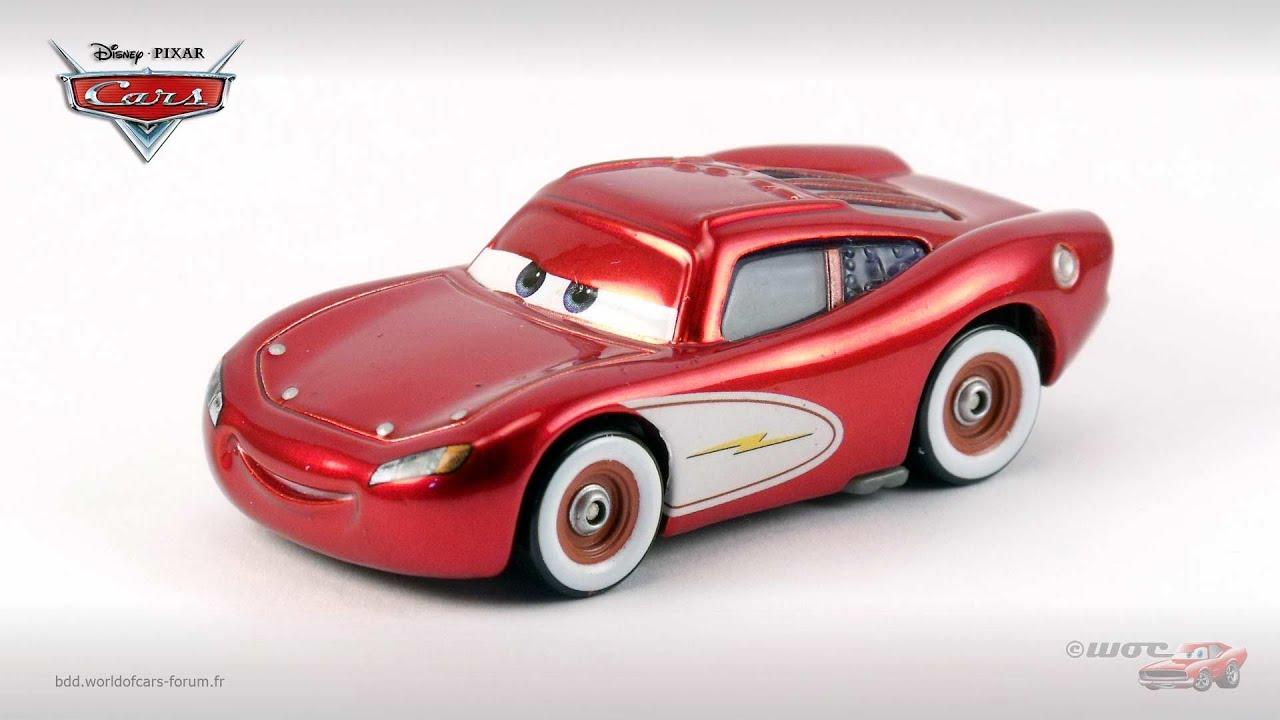BDD World of Cars - Cruisin\' Lightning McQueen - YouTube