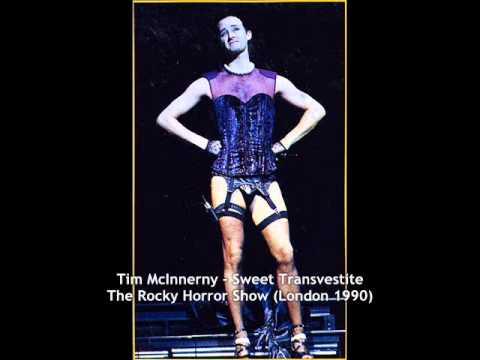 Tim McInnerny  Sweet Transvestite The Rocky Horror
