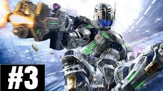 Vanquish Gameplay Walkthrough Part 3 - No Commentary (PC)