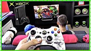 ВЛОГ АНТИКАФЕ УФА  ИГРЫ Xbox 360 + Injustice: Gods Among Us + Mortal Kombat X #VLOG