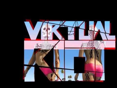 Ragga Twins - Badman (Skrillex Remix) (Virtual Riot Official Edit) [Exclusive Premiere]
