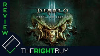 diablo 3: Eternal Collection - INFINITE REPLAYABILITY?  Switch Review